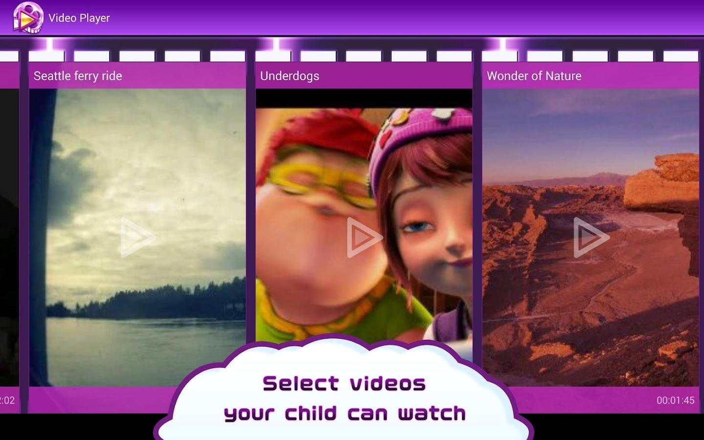 App Kids: Parental control - screenshot
