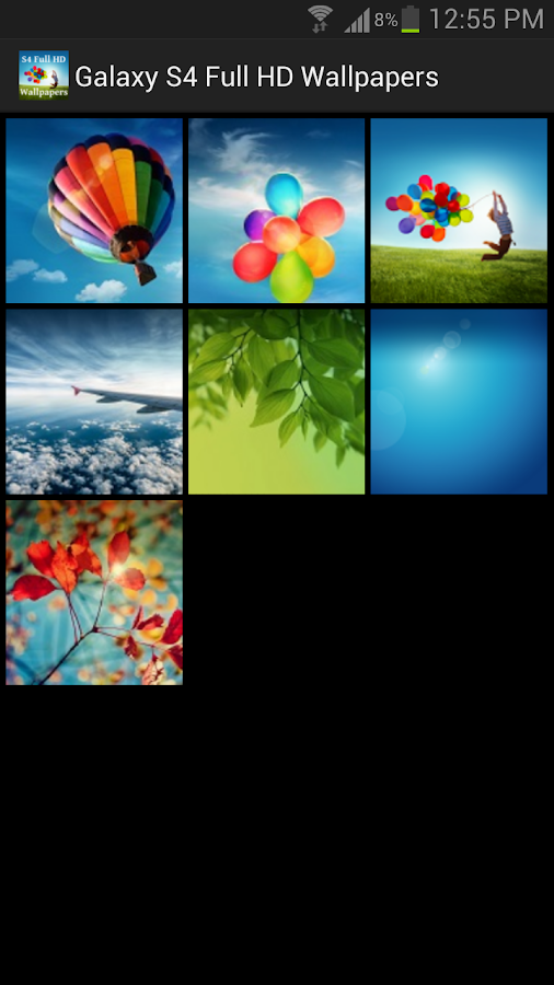 Galaxy S4 Full HD Wallpapers - screenshot