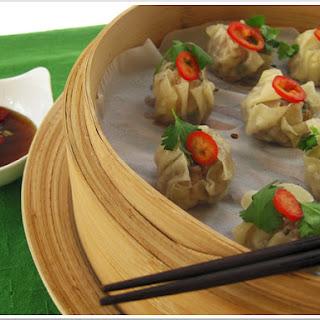 Vietnamese Style Shu Mai (Dumplings)