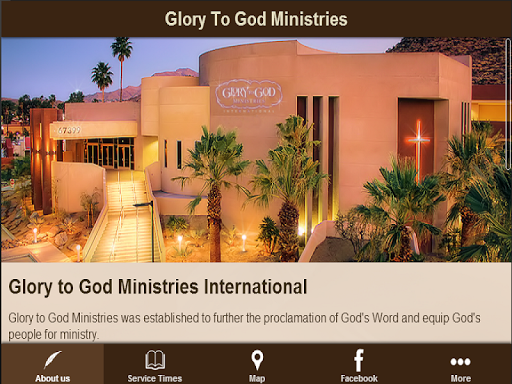 Glory to God Ministries