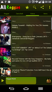 All Reggae Radio screenshot 6