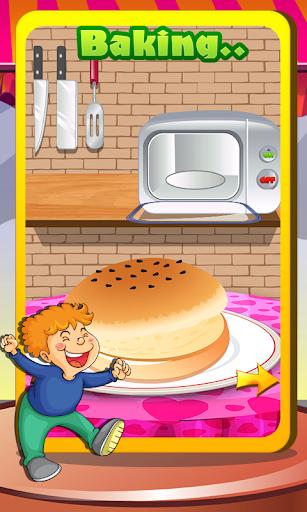 漢堡製造商-孩子星級廚師