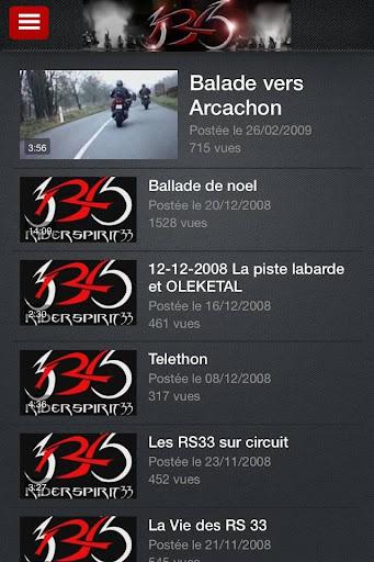 【免費社交App】RiderSpirit 33-APP點子
