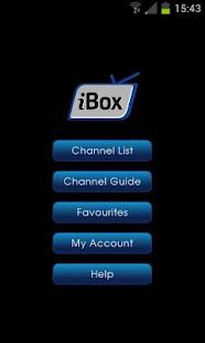 iBox Live TV Ireland- screenshot thumbnail