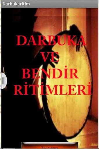 DARBUKA BENDİR RİTMLERİ SESLİ
