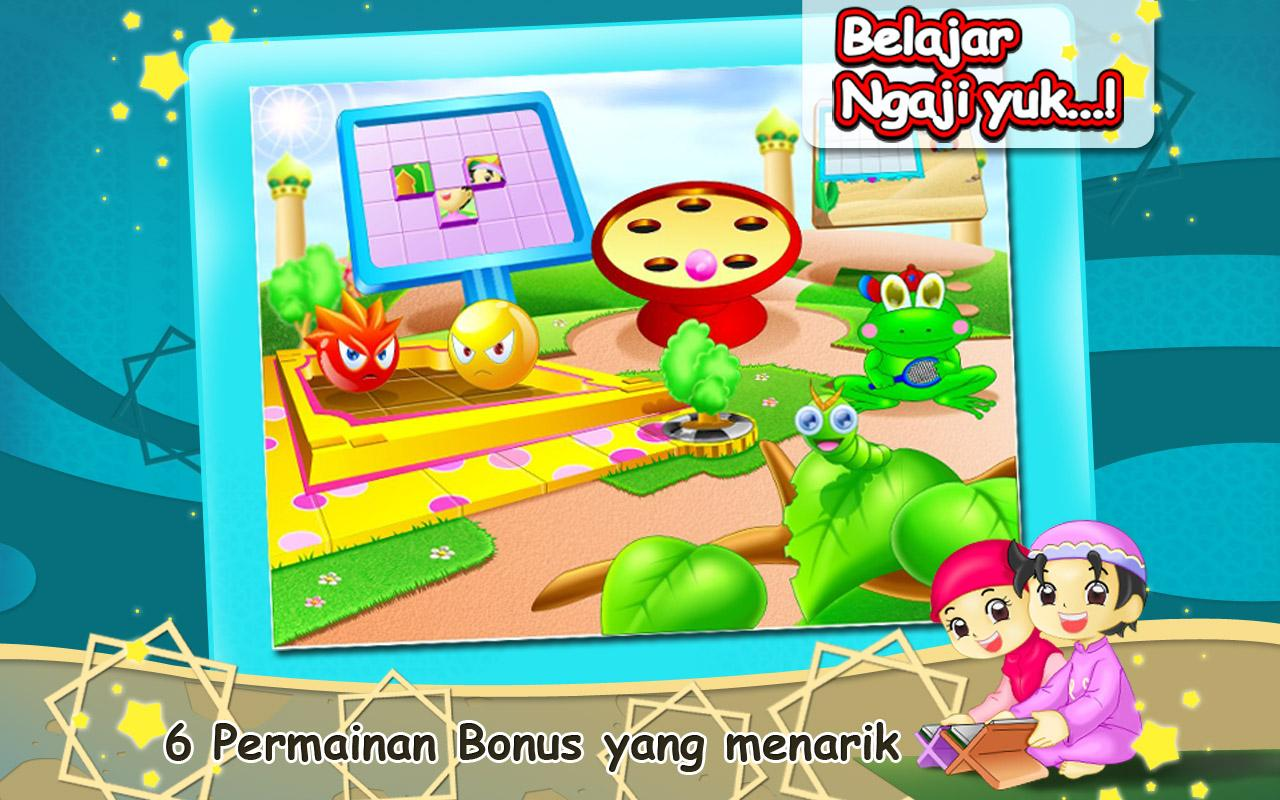 Belajar Ngaji Yuk Seri 1 Android Apps On Google Play