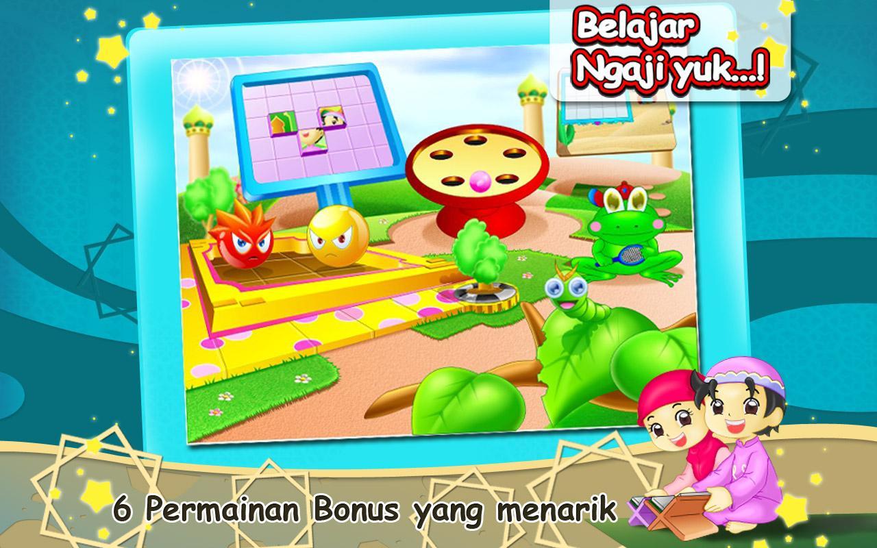 Belajar Ngaji Yuk Seri 1 Android Apps On Google Play