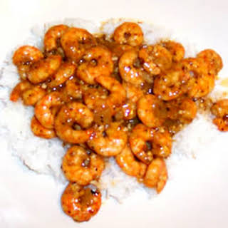 Ann's Shrimp Etouffee.