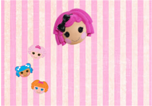 THE Lalaloopsy Go Locker Theme