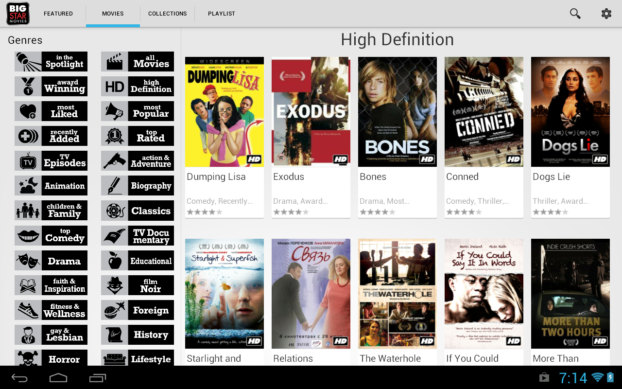 free big movies Rent or buy the latest hit  movies and commercial-free TV shows from Microsoft, and watch them using the .