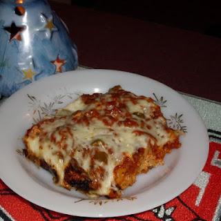 Slow Cooker Rigatoni Lasagna