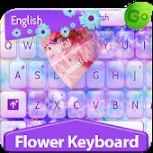 Flower Keyboard