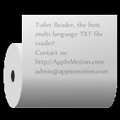 Toilet Reader