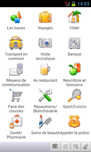 FrenchThai Phrasebook
