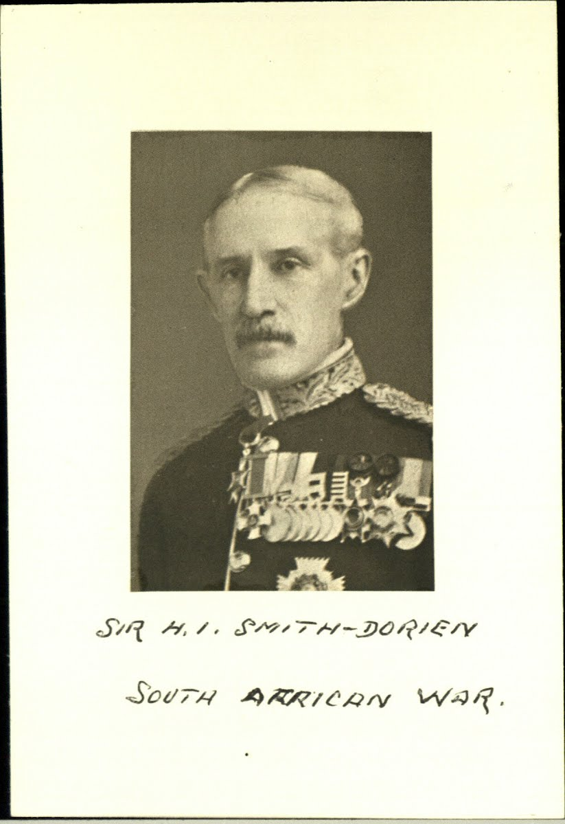 Smith-Dorrien Horace Gen Sir.