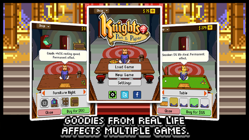 Download Knights of Pen & Paper +1 MOD APK 10