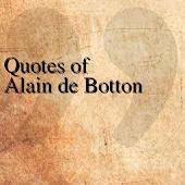 Quotes of Alain de Botton