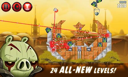 Angry Birds Star Wars II Screenshot 23