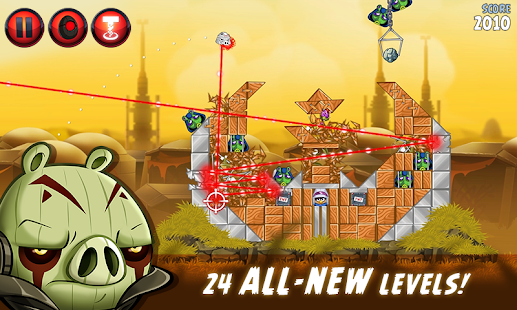 Angry Birds Star Wars II Screenshot 23