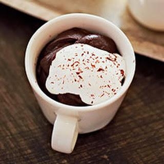 Hot Crock Chocolate Pudding