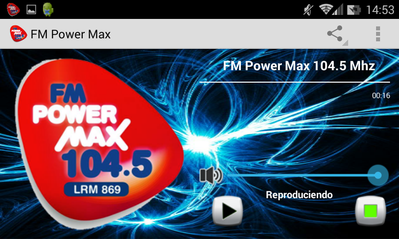 FM Power Max- screenshot