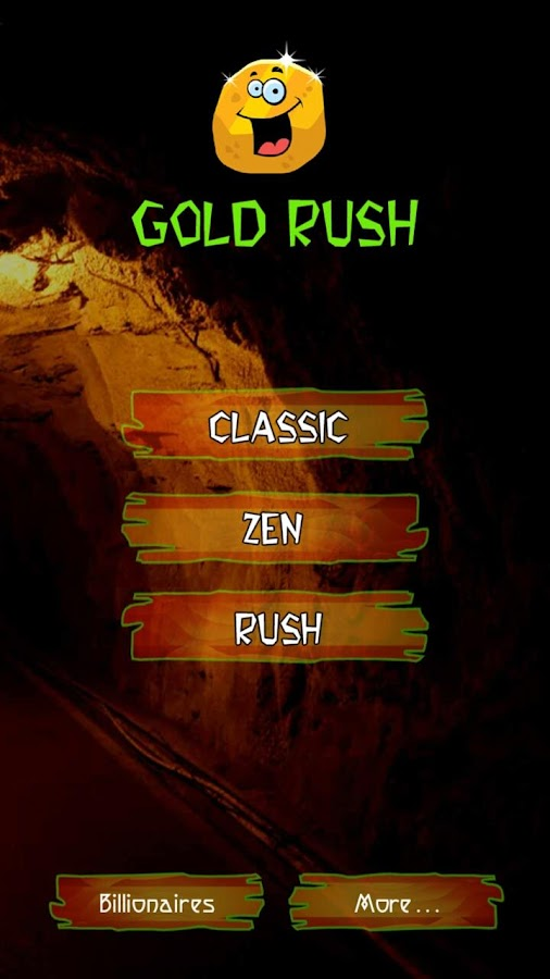 Gold Rush- screenshot