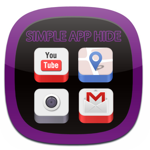 Simple app hide
