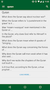 Ask Islam- screenshot thumbnail