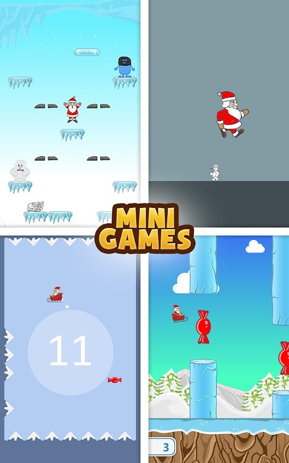 Santa Claus- screenshot