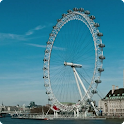 London Eye Live Wallpaper HD icon