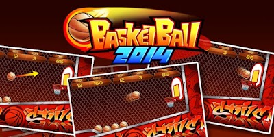 Screenshot of BasketBall 2014