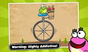 Screenshot of Tap the Frog: Doodle
