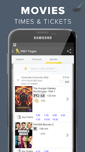 White & Yellow Pages - screenshot thumbnail
