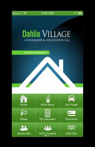 Dahlia Village Condominium