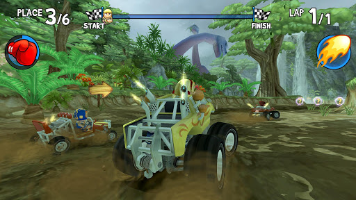 Beach Buggy Racing  screenshots 2