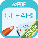 ezPDF CLEAR for Redeem Code