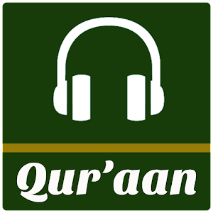 Qur'an with English audio LOGO-APP點子