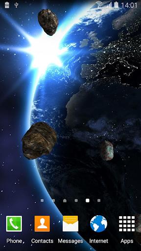 HD Space Live Wallpaper 1.0.8 screenshots 2