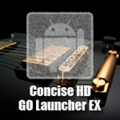 T-Glass HD GO Launcher EX