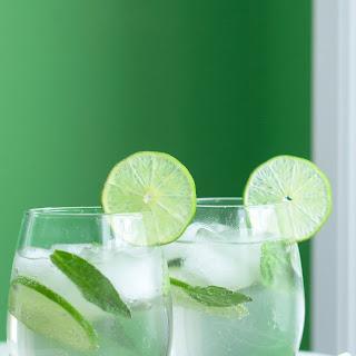 Lemongrass, Lime & Thai Basil Mojito.