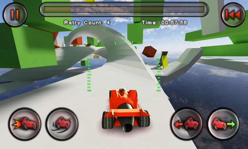 Jet Car Stunts- screenshot