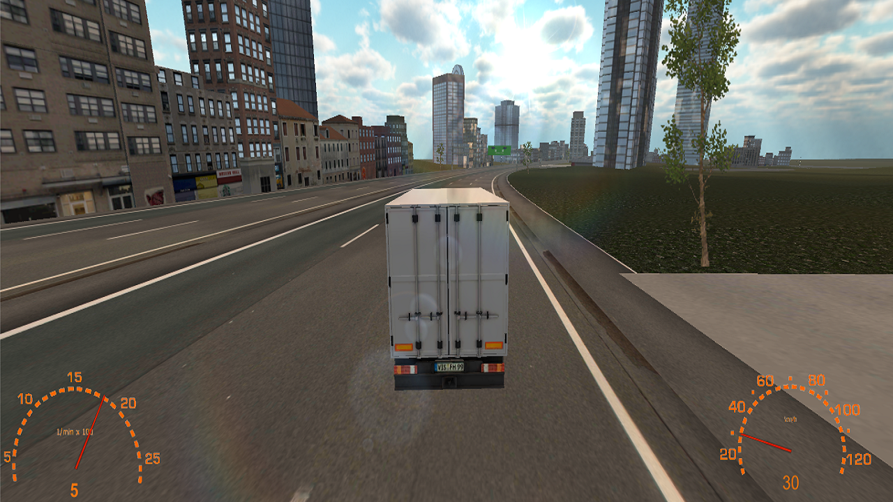 Truck Simulator 2013 - screenshot