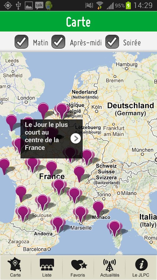 Le jour le plus Court - screenshot