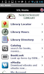 North Shelby Library On The Go- screenshot thumbnail