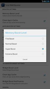 Total RAM Booster v2.0