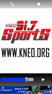 KNEO 91.7 FM- screenshot thumbnail