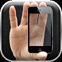 Transparent Screen icon