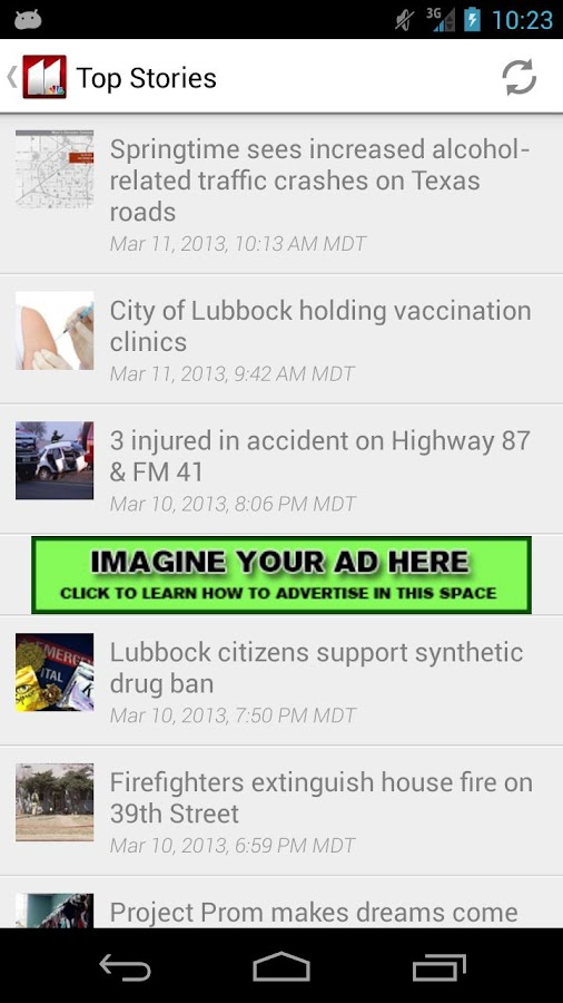 KCBD News 11 - screenshot