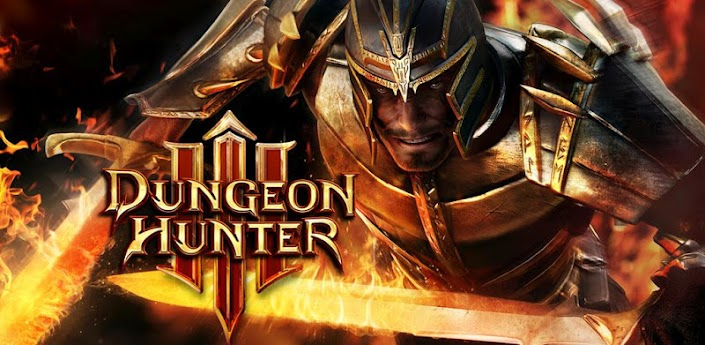 Dungeon Hunter 3 je na Google Play zadarmo!