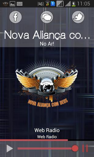 Rádio Nova Aliança com Deus